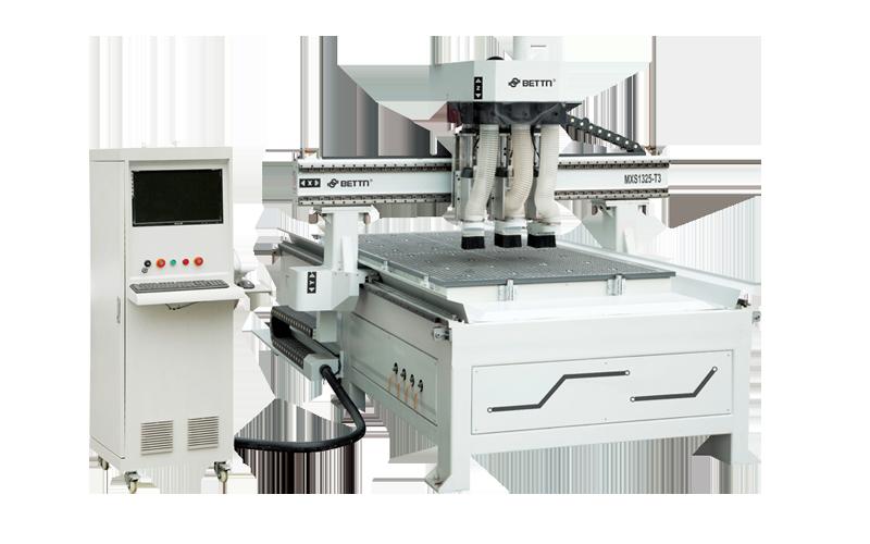 آلة قطع التصنيع باستخدام الحاسب الآلي / ثلاثة التبديل (MSD1325-T3)