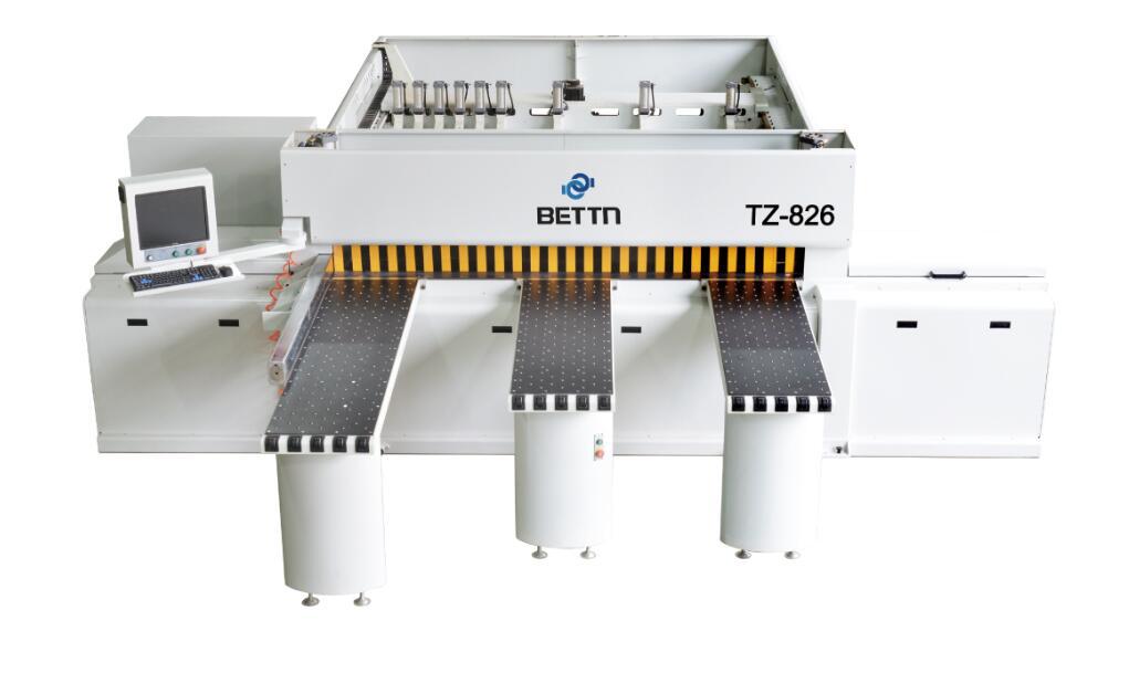 مقدمة لوظائف كل جزء من آلة ربط الحافة الأوتوماتيكية