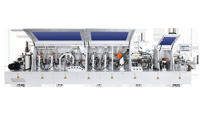 آلة أوتوماتيكية بالكامل لآلة الحافة TZ-803C