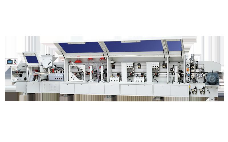 آلة حافة النطاقات TZ-803C ||| أوتوماتيكية ذات سرعة عالية